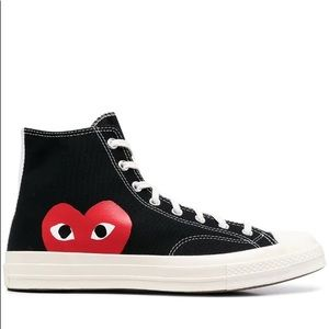CDG PLAY x CONVERSE | High top sneakers